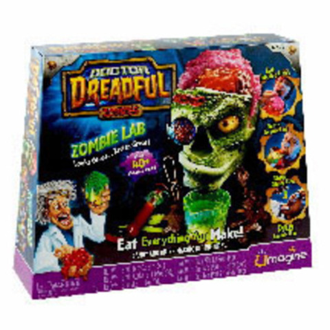 Doctor Dreadful Zombie Lab (CNW Group/Zellers Inc.)