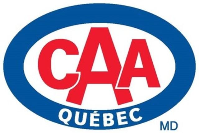 Logo : CAA-Québec (CNW Group/Ville de Montréal - Cabinet du maire et du comité exécutif)