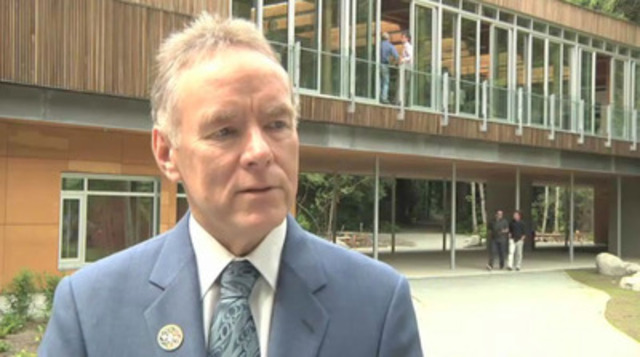 Video: John Lewis, Superintendent of Schools & CEO, North Vancouver School District