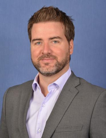 Sébastien Sills, consultant en marketing interactif et président de la Chambre de commerce et d'industrie de la Vallée-du-Richelieu (CCIVR). (Groupe CNW/Sebastien Sills)