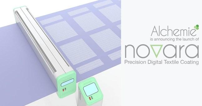 Alchemie Technology : Application de revêtements de précision numériques pour lutter contre le COVID-19