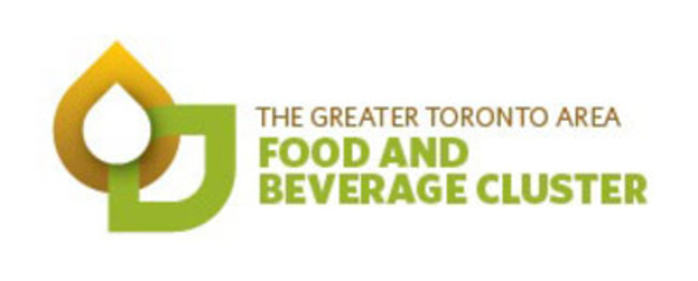 GTA Food and Beverage Cluster Logo (CNW Group/Food and Consumer Products of Canada)