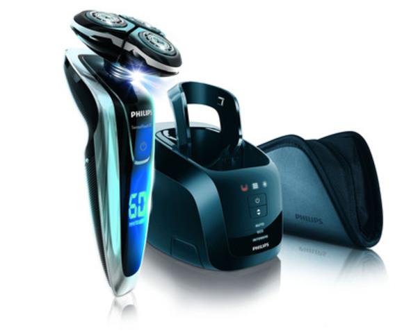 SensoTouch 3D de Philips Modèle RQ1280. (Groupe CNW/Phillips Electronics Ltd.) (Groupe CNW/Philips Electronics Ltd.)