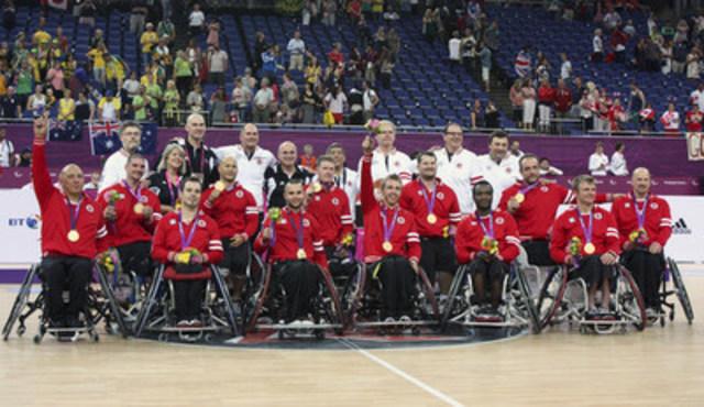 Le Comité paralympique canadien pleure le décès de l''entraîneur de basketball en fauteuil roulant Jerry Tonello qui a conduit l'équipe nationale masculine à la médaille d'or aux Jeux paralympiques de Londres en 2012.   (Groupe CNW/Comité paralympique canadien (CPC))