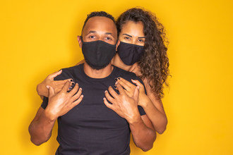 Want to attract more women?  Wear a face mask.  A recent survey conducted by sexual wellness brand Royal revealed that 88 percent of adult women in the U.S. find men who wear a face mask in public during the COVID-19 outbreak sexier than those who do not.