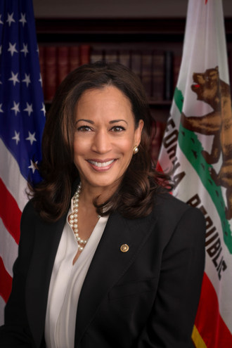 SistersUnited4Reform stand with Sen. Kamala Harris to support her on this journey as only Black women can.