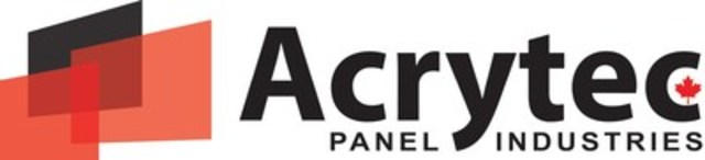 Logo for Acrytec Panel Industries (CNW Group/Acrytec Panel Industries)