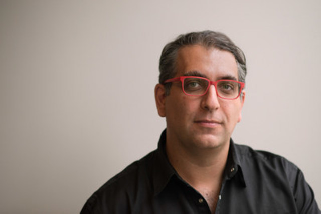 Tech entrepreneur and privacy advocate Fred Ghahramani believes existing social media makes it too risky to share meaningfully and freely. (CNW Group/Just10)