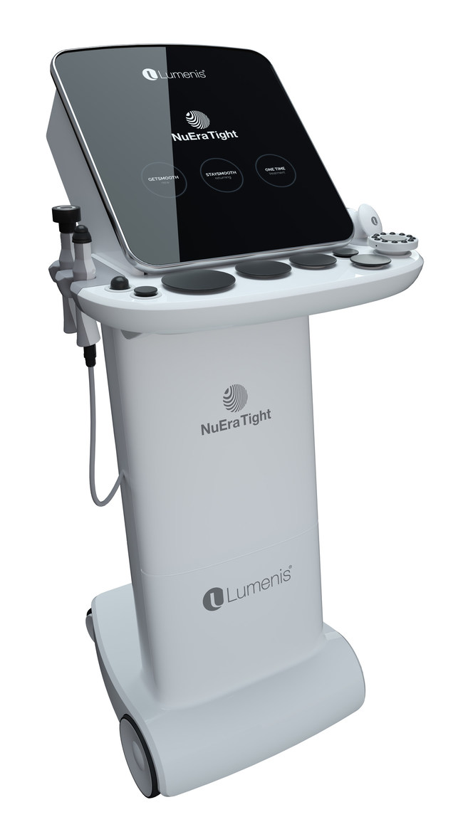 NuEra Tight with FocalRF technology a breakthrough in personalized non-invasive RF body treatments to match the unique needs of every patient.