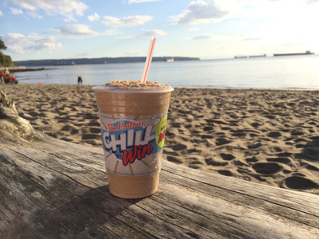 Summer just got a little sweeter: Tim Hortons Chill to Win contest is back for summer, and now with instant win prizing that's better than ever. (CNW Group/Tim Hortons)