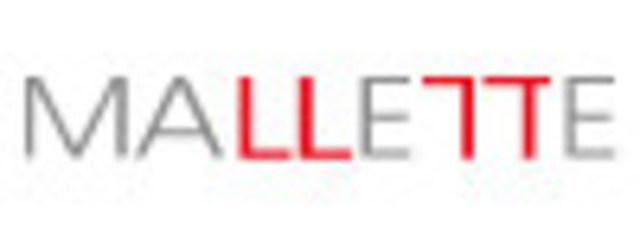 Logo : Mallette (Groupe CNW/Mallette S.E.N.C.R.L.)