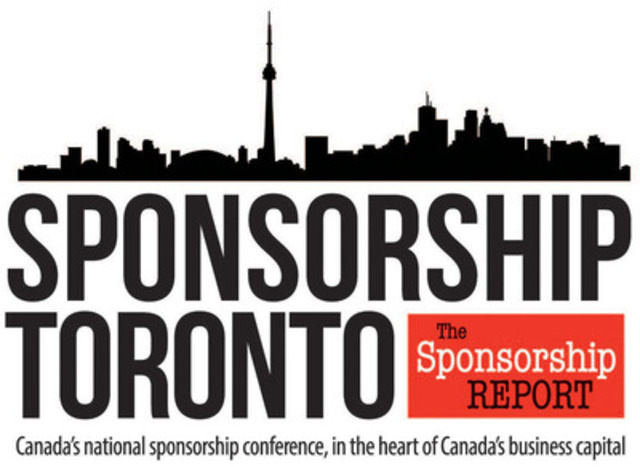 SPONSORSHIP TORONTO: A new look for Canada's national sponsorship conference (CNW Group/The Sponsorship Report)