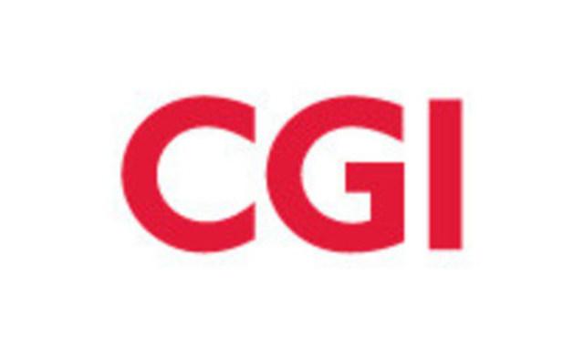 Logo: CGI (Groupe CNW/Groupe CGI inc.)