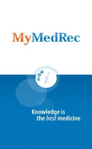 MyMedRec (CNW Group/MyMedRec)
