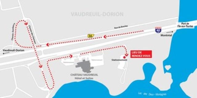 Plan Opération Orange 2016 (Groupe CNW/Ministère des Transports, de la Mobilité durable et de l'Électrification des transports)