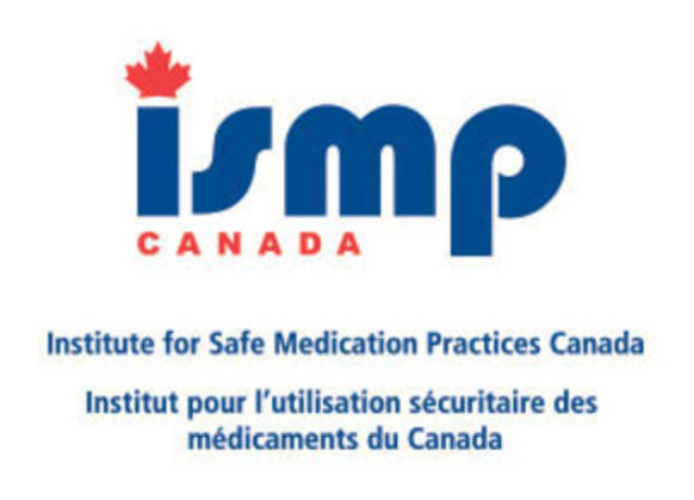 Medications Can Be Confusing (CNW Group/Canadian Patient Safety Institute)
