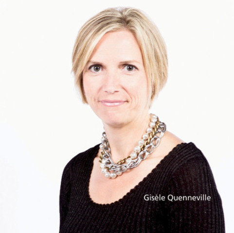 Gisèle Quenneville (CNW Group/GROUPEMEDIA TFO)
