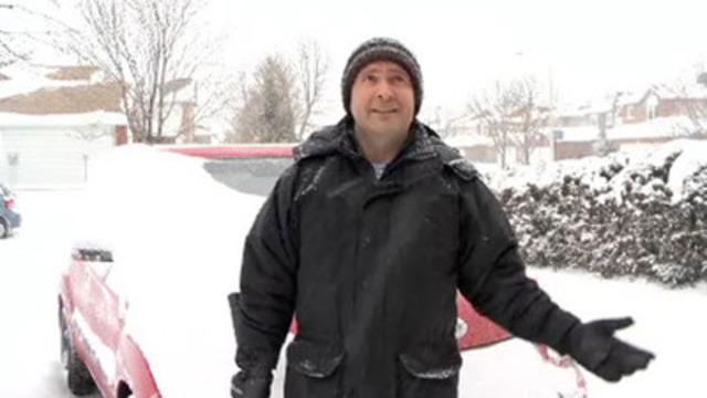 Vidéo: Conduire en hiver