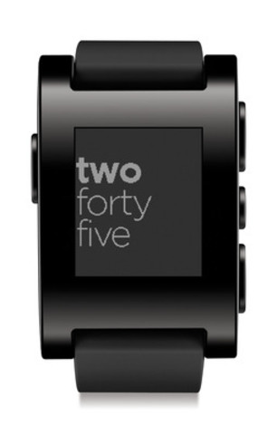 Pebble smartwatch pre-orders available in Canada on BestBuy.ca (CNW Group/Best Buy Canada)