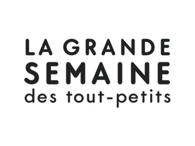 Logo : La Grande semaine des tout-petits (Groupe CNW/La Grande semaine des tout-petits)
