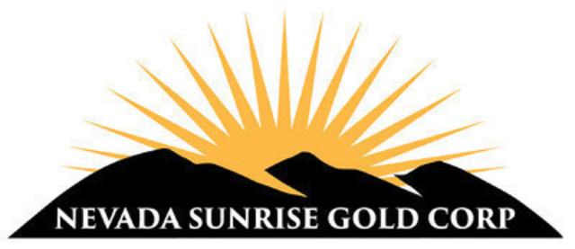 Nevada Sunrise Gold Corporation (CNW Group/Nevada Sunrise Gold Corporation)