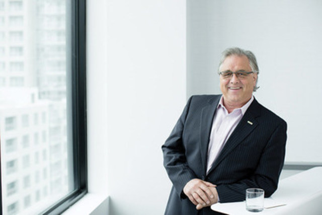 Jean Roy, directeur régional, Fonds régionaux de solidarité Québec et Chaudière-Appalaches (Groupe CNW/Fonds régionaux de solidarité FTQ)