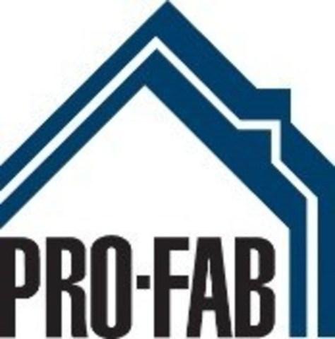 Groupe Pro-Fab - Logo (Groupe CNW/Groupe Pro-Fab)