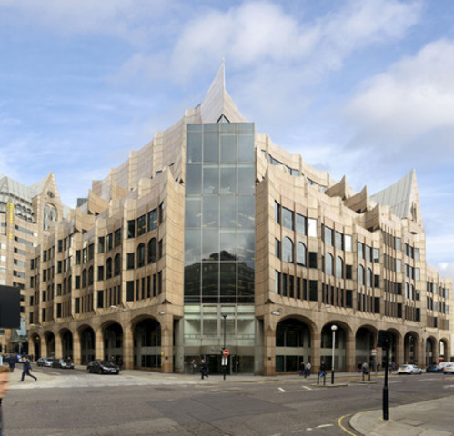 Ivanhoé Cambridge acquiert le 3 Minster Court dans la City de Londres (Groupe CNW/Ivanhoé Cambridge)