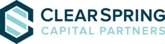 Logo : Clearspring Capital Partners (Groupe CNW/Caisse de dépôt et placement du Québec)
