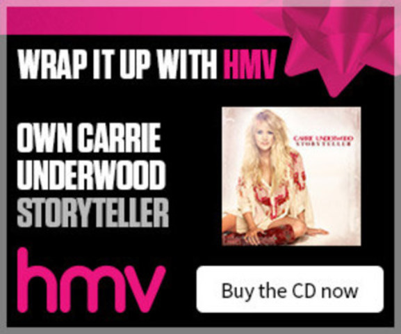 CDs from $7.99 (CNW Group/hmv Canada)