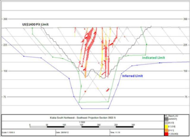 Figure 3 (CNW Group/Volta Resources Inc.)