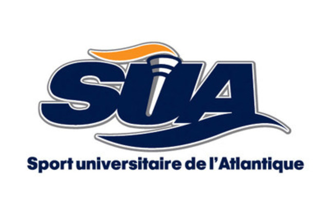 Logo: Sport universitaire de l'Atlantique (SUA) (Groupe CNW/Sport universitaire de l'Atlantique (SUA))
