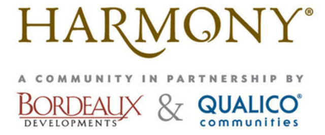 Harmony Partnership Logo (CNW Group/Qualico Communities)