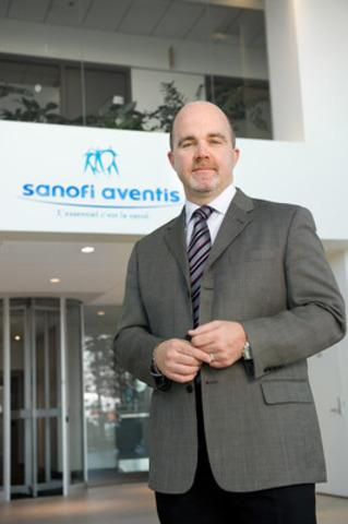 Hugh O'Neill. (CNW Group/sanofi-aventis)