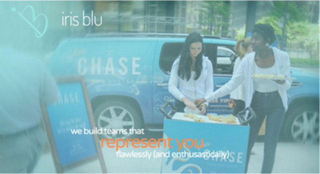 When you partner with Iris Blu for your experiential marketing event or campaign, you'll get the whole ...