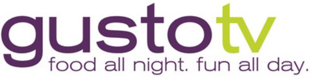 Gusto TV logo (CNW Group/Gusto TV)