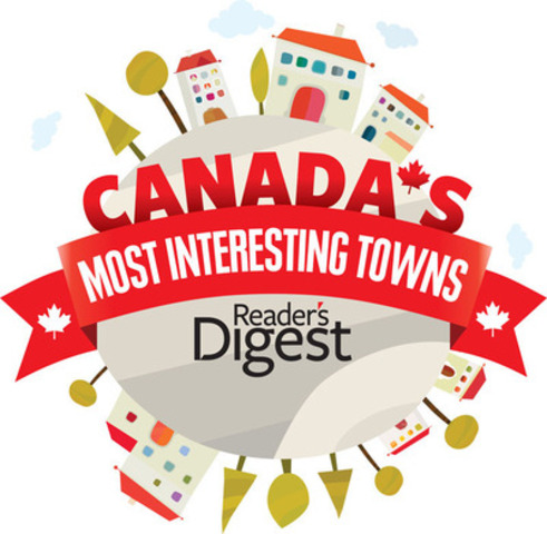 Canada's Most Interesting Towns (CNW Group/Reader's Digest)