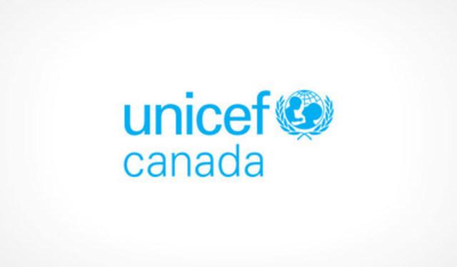 UNICEF Canada (CNW Group/UNICEF Canada) (Groupe CNW/UNICEF Canada)