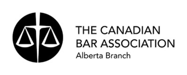 Canadian Bar Association - Alberta branch logo (CNW Group/Law Society of Alberta)