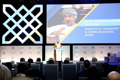 انطلاق فعاليات المؤتمر العالمي للنقل الطرقي بمشاركة اكثر من 75 دولة لرسم مستقبل قطاع النقل الطرقي