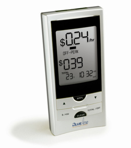The peaksaver PLUS™ in-home energy display allows customers to collectively reduce the strain on the city's electrical grid by monitoring their energy consumption. (CNW Group/Toronto Hydro Corporation)