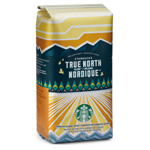 Starbucks True North Blend™ (CNW Group/Starbucks Coffee Company)