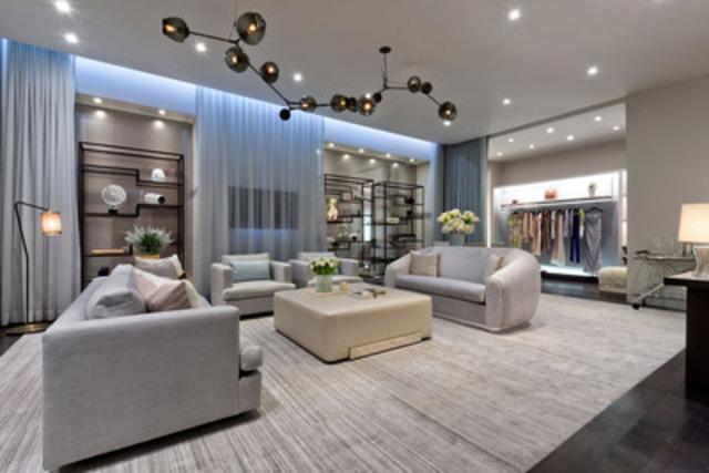 Holt Renfrew's luxury Apartment private shopping concept (CNW Group/Holt Renfrew)