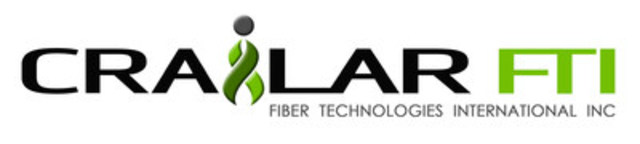 Crailar Fiber Technology International (CNW Group/Crailar Fiber Technology International)