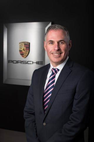David Williams, président et chef de la direction des Services financiers Porsche Canada. (Groupe CNW/Automobiles Porsche Canada)