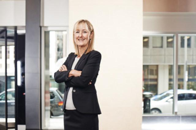 Lucie Tedesco, commissaire de l'Agence de la consommation en matière financière du Canada. (Groupe CNW/Agence de la consommation en matière financière du Canada)