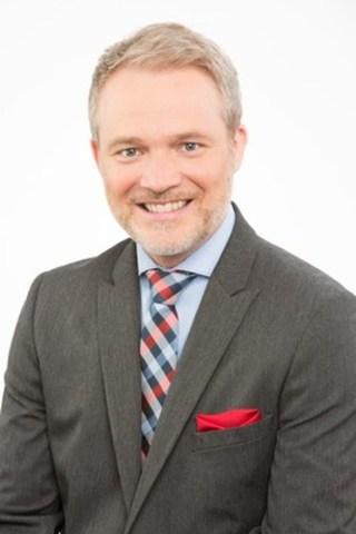 Martin Soucy, président-directeur général de l''Alliance de l''industrie touristique du Québec (Groupe CNW/Alliance de l'industrie touristique du Québec)
