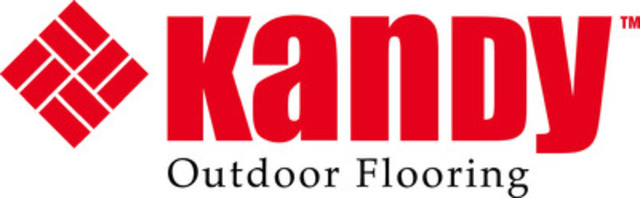 KANDY Outdoor Flooring (CNW Group/KANDY Outdoor Flooring)