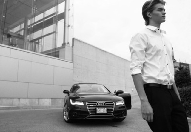 Toronto Men's Fashion Week (#TOM*) Announces Partnership with AUDI DOWNTOWN TORONTO (CNW Group/TOM, Toronto Men's Fashion Week)