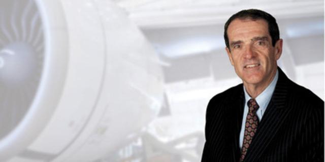 Bob Madigan, vice-président et directeur général, Solutions Moteurs. (Groupe CNW/AVEOS PERFORMANCE AERONAUTIQUE INC.)